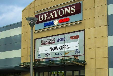 Heatons Stores