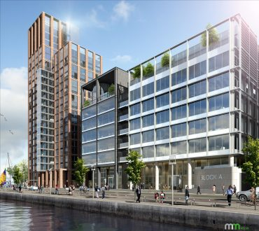 First Major Occupier for Capital Dock