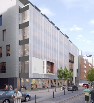 New Academic and Education Building for Royal College of Surgeons Ireland Opens Autumn 2017