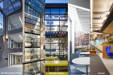 Five projects nominated for the upcoming Fit Out Awards
